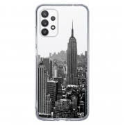 Capa Personalizada Samsung Galaxy A32 A325 - Empire States - MC12