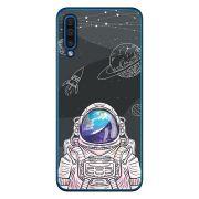 Capa Personalizada Samsung Galaxy A50 A505 - Estrelas - ST04