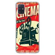 Capa Personalizada Samsung Galaxy A51 A515 - Cinema - VT08