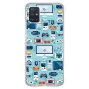 Capa Personalizada Samsung Galaxy A51 A515 - Games - VT13