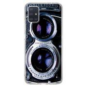 Capa Personalizada Samsung Galaxy A51 A515 - Textura - TX56