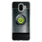 Capa Personalizada Samsung Galaxy A6 A600 Hightech - HG07