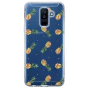 Capa Personalizada para Samsung Galaxy A6 Plus A605 Abacaxi - TP320