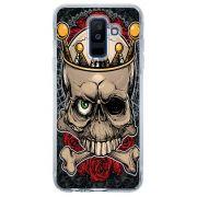 Capa Personalizada para Samsung Galaxy A6 Plus A605 Caveira - CV45