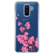 Capa Personalizada para Samsung Galaxy A6 Plus A605 Cerejeira - TP37