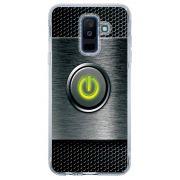 Capa Personalizada para Samsung Galaxy A6 Plus A605 Hightech - HG07