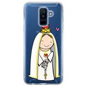 Capa Personalizada para Samsung Galaxy A6 Plus A605 Religião - TP353