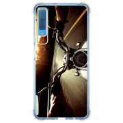 Capa Personalizada Samsung Galaxy A7 2018 Corrida - VL09