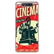 Capa Personalizada Samsung Galaxy A80 A805 - Cinema - VT08