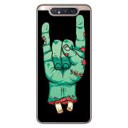 Capa Personalizada Samsung Galaxy A80 A805 - Rock'n Roll - AT06