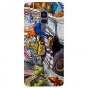 Capa Personalizada Samsung Galaxy A8 2018 Plus - Capa Livro - DE27