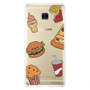 Capa Personalizada para Samsung Galaxy C7 C700 Food - TP106