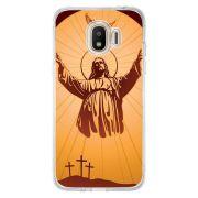 Capa Personalizada para Samsung Galaxy J2 Pro J250 Religião - RE18
