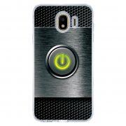 Capa Personalizada Samsung Galaxy J4 J400M Hightech - HG07