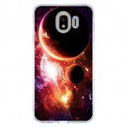 Capa Personalizada Samsung Galaxy J4 J400M Planetas - AT29