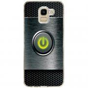 Capa Personalizada Samsung Galaxy J6 J600 Hightech - HG07