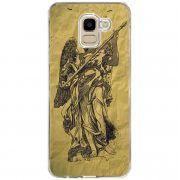 Capa Personalizada Samsung Galaxy J6 J600 Religião - RE01
