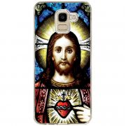 Capa Personalizada Samsung Galaxy J6 J600 Religião - RE02