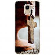 Capa Personalizada Samsung Galaxy J6 J600 Religião - RE03
