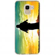 Capa Personalizada Samsung Galaxy J6 J600 Religião - RE05
