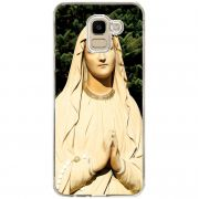Capa Personalizada Samsung Galaxy J6 J600 Religião - RE07