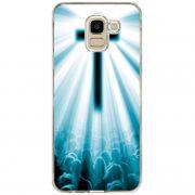 Capa Personalizada Samsung Galaxy J6 J600 Religião - RE11