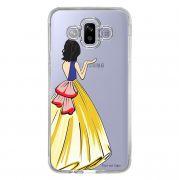 Capa Personalizada Samsung Galaxy J7 Duo Princesa Branca de Neve - TP203