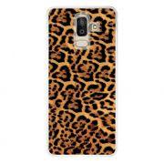 Capa Personalizada Samsung Galaxy J8 J800 Animal Print - TX65