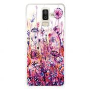Capa Personalizada Samsung Galaxy J8 J800 Florais - FL14