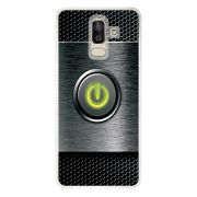 Capa Personalizada Samsung Galaxy J8 J800 Hightech - HG07