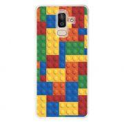 Capa Personalizada Samsung Galaxy J8 J800 Lego - TX08