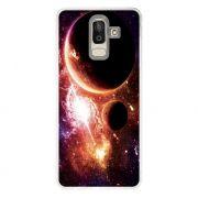 Capa Personalizada Samsung Galaxy J8 J800 Planetas - AT29