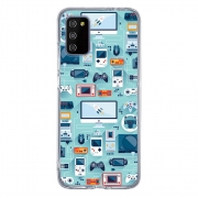 Capa Personalizada Samsung Galaxy M02S M025 - Games - VT13
