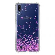 Capa Personalizada Samsung Galaxy M10 M105 - Corações - TP167