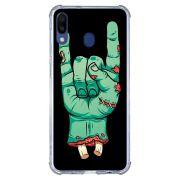 Capa Personalizada Samsung Galaxy M20 M205 - Rock'n Roll - AT06