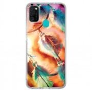 Capa Personalizada Samsung Galaxy M21 M215 - Artísticas - AT16