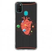 Capa Personalizada Samsung Galaxy M21 M215 - Artísticas - FN03