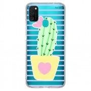Capa Personalizada Samsung Galaxy M21 M215 - Cacto  - CA03