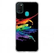 Capa Personalizada Samsung Galaxy M21 M215 - Cores - AT100