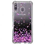Capa Personalizada Samsung Galaxy M30 M305 - Corações - TP167