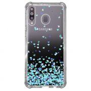 Capa Personalizada Samsung Galaxy M30 M305 - Corações - TP172