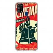 Capa Personalizada Samsung Galaxy M31 M315 - Cinema - VT08