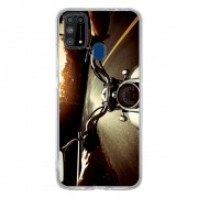 Capa Personalizada Samsung Galaxy M31 M315 - Corrida - VL09