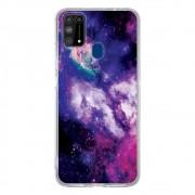 Capa Personalizada Samsung Galaxy M31 M315 - Galaxia - TX49