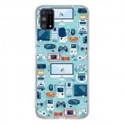 Capa Personalizada Samsung Galaxy M31 M315 - Games - VT13