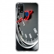 Capa Personalizada Samsung Galaxy M31 M315 - Velocímetro - VL06
