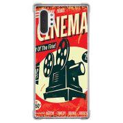 Capa Personalizada Samsung Galaxy Note 10 Plus G975 - Cinema - VT08