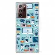 Capa Personalizada Samsung Galaxy Note 20 Ultra N986 - Games - VT13
