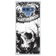 Capa Personalizada Samsung Galaxy Note 9 Caveira - CV13