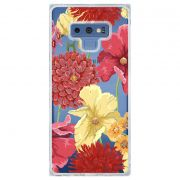 Capa Personalizada Samsung Galaxy Note 9 Florais - TP35